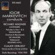 Wagner Orchestral Music, Debussy Danse sacree et Danse profane : Markevitch / Berlin Philharmonic, Concert Lamoureux Orchestra