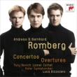 Romberg Violin Concerto No.3, B.Romberg Cello Concerto No.2, etc : Revich(Vn)Cottet(Vc)Bizzozero / Hof Symphony Orchestra (2CD)
