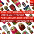 Petrouchka: Jansons / Concertgebouw O+rachmaninov: Symphonic Dances