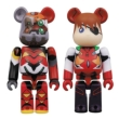 BE@RBRICK EVANGELION:3.0 YOU CAN (NOT)REDO.(2 Piece Set E)