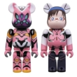 BE@RBRICK EVANGELION:3.0 YOU CAN (NOT)REDO.(2 Piece Set F)