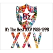B' z The Best XXV 1988-1998 (2CD+Bonus DVD)[First Press Limited Edition]