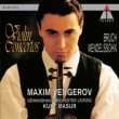 Mendelssohn Violin Concerto, Bruch Violin Concero No.1 : Vengerov(P)Masur / Gewandhaus Orchestra