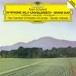Symphony No.8, etc : Abbado / Chamber Orchestra of Europe