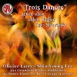 (4 hands Organ)Stravinsky Sacre du Printemps, J.Alain, Heiller : Olivier Latry, Shin-Young Lee