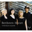 Beethoven String Quartet No.11, Mozart String Quartet No.16, Adagio & Fugue : Chiaroscuro Quartet
