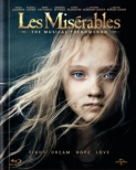 Les Miserables Blu-ray & DVD with Photobook