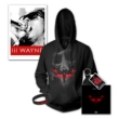 I Am Not A Human Being II: Gold Bundle (+hoodie)(+signed Photo)(+rubber Bracelet)(+keychain)