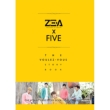 ZE:A FIVE THE VOULEZ-VOUS STORY BOOK (+DVD)