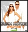 Burn Notice Season 4 Seasons Compact Box