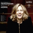 Flute Sonatas -Poulenc, Hindemith, Dutilleux, etc : Heinzmann(Fl)T.Hoppe(P)(Hybrid)
