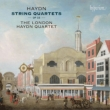 String Quartets Nos.37, 38, 39, 40, 41, 42 (Op.33): London Haydn Quartet (2CD)