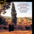 Tchaikovsky String Sextet, Arensky String Quartet No.2 : Raphael Ensemble