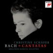Cantatas Nos.82, 84, 199, etc : C.Schafer(S)Forck / Berliner Barock Solisten
