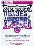 Threshold Of A Dream: Live At The Iow Festival 1970 (+cd)
