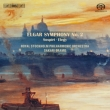 Symphony No.2, Sospiri, Elegy : Oramo / Royal Stockholm Philharmonic (Hybrid)
