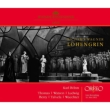 Lohengrin : Bohm / Vienna State Opera, J.Thomas, C.Watson, C.Ludwig, Berry, etc (1965 Monaural)(3CD)