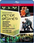 Peter Grimes : R.Jones, Ticciati / Teatro Alla Scala, Graham-Hall, Gritton, Purves, etc (2012 Stereo)