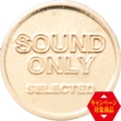 Eva �z�[���{�^��(�S�[���h���_�� / Sound Only)[2���]