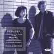 2台ピアノによるフランス作品集〜ドビュッシー:『海』、ラヴェル:スペイン狂詩曲、『マ・メール・ロア』、他 パスカル・ロジェ、アミ・ロジェ
