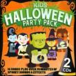 Kids Halloween Pack-2cd Set