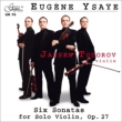 Sonatas for Solo Violin : Todorov