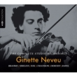 Ginette Neveu Complete Studio Recordings (4CD)