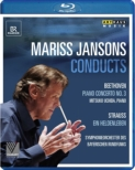 R.Strauss Ein Heldenleben, Beethoven Piano Concerto No.3 : Jansons / Bavarian Radio Symphony Orchestra, Uchida(P)