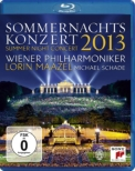 Sommernachtskonzert Schonbrunn 2013 -Verdi, Wagner : Maazel / Vienna Philharmonic, Schade(T)