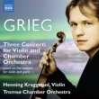 (Violin & Orchestra)Violin Sonatas Nos.1, 2, 3 : Kraggerud(Vn)Tromso Chamber Orchestra