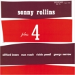 Sonny Rollins Plus 4
