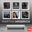 Argerich 5 Classic Albums -Schumann, Ravel, Bach, Bartok, Beethoven, Chopin, etc (5CD)