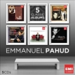 Pahud 5 Classic Albums -Vivaldi, Mozart, Telemann, Haydn, J.S.Bach (5CD)