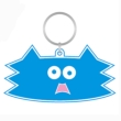 [Lawson HMV Limited Color] Baka Kun Key Holder