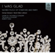 I Was Glad-sacred Music By Stanford & Parry: R.king / King' s Consort & Cho