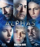 Alphas Blu-Ray-Box