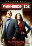 WAREHOUSE 13 Season2 DVD-BOX