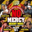 No Mercy -Sound Clash-Live Cd