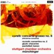 Munchinger / Stuttgarter Co: Corelli, Pachelbel, Ricciotti, Gluck