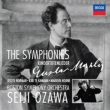 Comp.symphonies: Ozawa / Bso