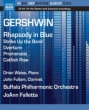 (Blu-ray Audio)Rhapsody in Blue, etc : Falletta / Buffalo Philharmonic, O.Weiss(P)