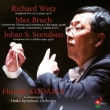 Sym, 2, : ���ʍG / ���so +wetz: Sym, 2, : Bruch: Concerto For 2 Pianos: �R�{�M�u ������j(P)
