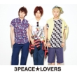 3peace Lovers (+DVD)[Type-A]