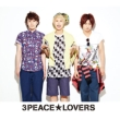 3peace Lovers (+DVD)[Type-C]