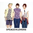 3peace Lovers (+DVD)[Type-B]