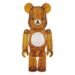 BE��RBRICK Rilakkuma Clear Color Version