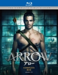 ARROW SEASON 1 COMPLETE BOX