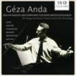 Geza Anda -The Hungarian Master Pianist & His Best Recordings (10CD)