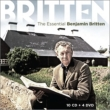 The Essential Benjamin Britten : A.Davis / BBC SO, Masur / New York Philharmonic, Nagano / Halle Orchestra, etc (10CD)(+4DVD)