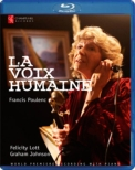 (Piano Accompaniment)la Voix Humaine: F.lott(S)G.johnson(P)
